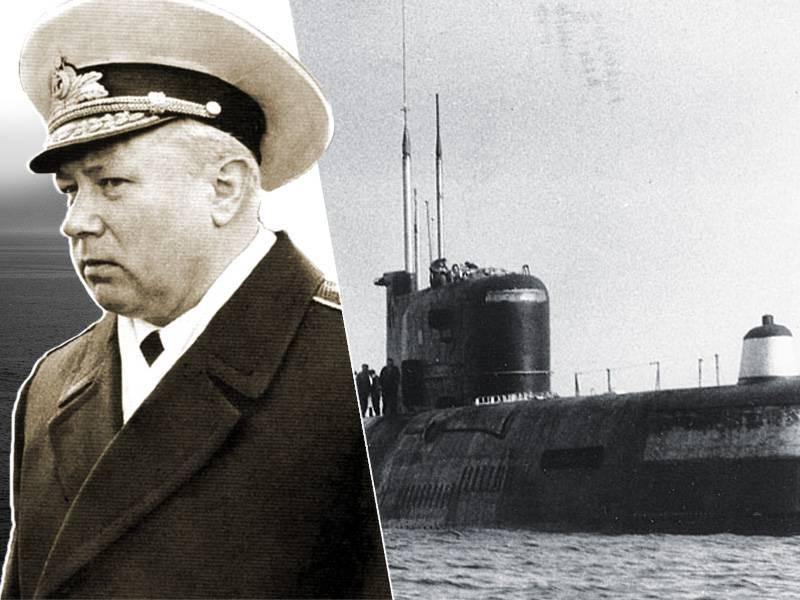 Адмирал Вадим Коробов: пять  раз первый
