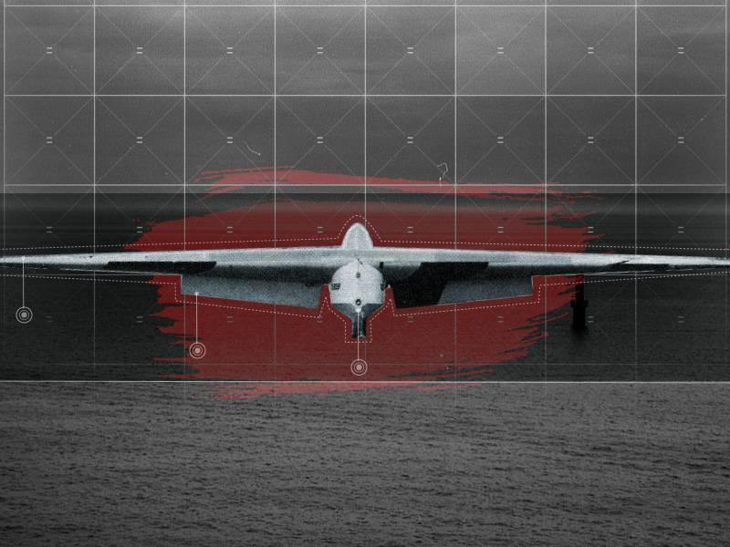 Проект десантного планера Carrier Wing Glider / Baynes Bat (Великобритания)
