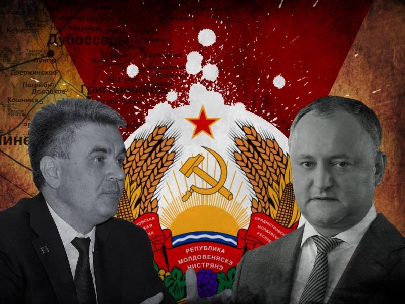 La transnistria è libera dal blocco?