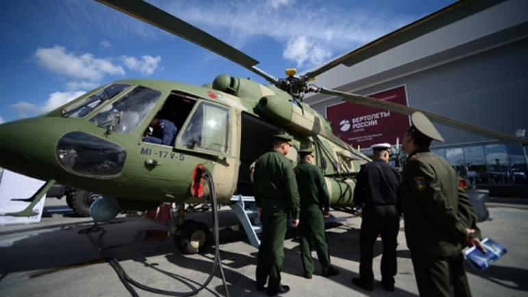 La Tailandia acquisterà elicotteri Mi-17B5 dalla Russia