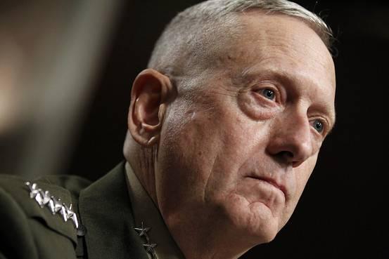 """Мэттис - """"Бешеный пёс"""" призвал НАТО говорить с Россией с позиции силы"""
