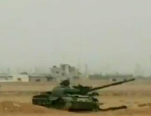 Еще один выживший Т-62М