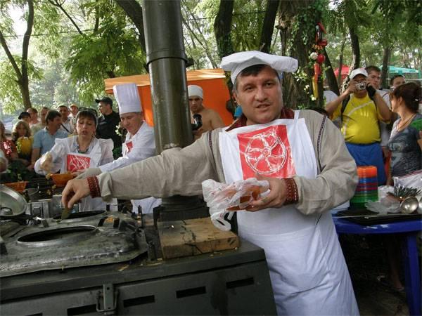 Avakov sagte den Deutschen, in welchem Fall die Ukraine ihre Staatlichkeit verlieren würde