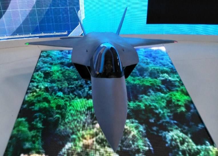 Индийский AMCA  поднимется в воздух в 2030 году