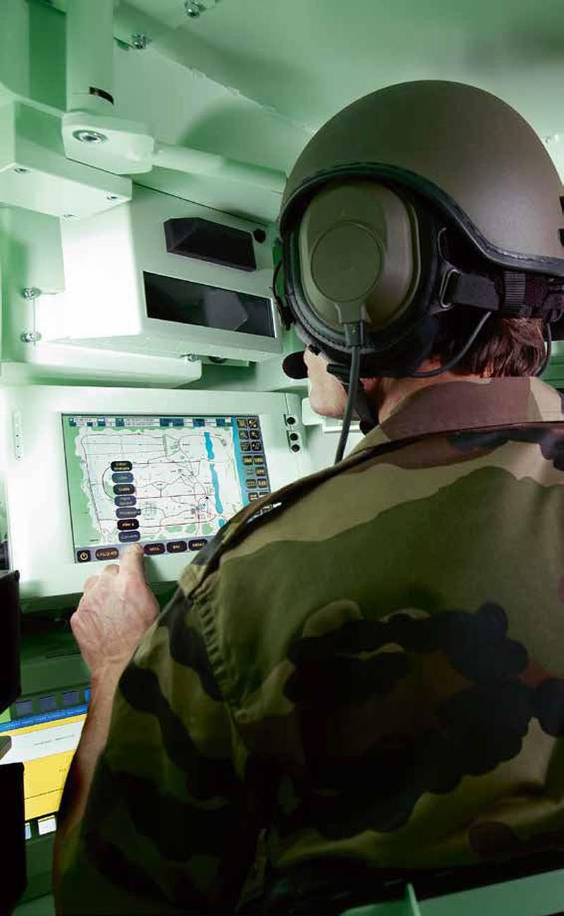 Учебно-тренировочные средства для танков и дистанционно управляемых боевых модулей