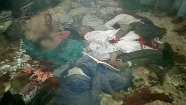 Крупный теракт в мечети пакистанского города Сехван