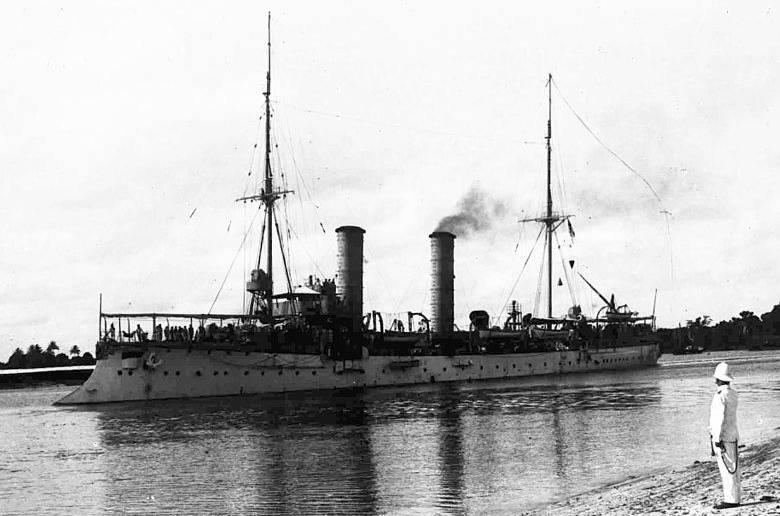 Flotta russa nella prima guerra mondiale e la sua efficacia di combattimento. Parte di 2