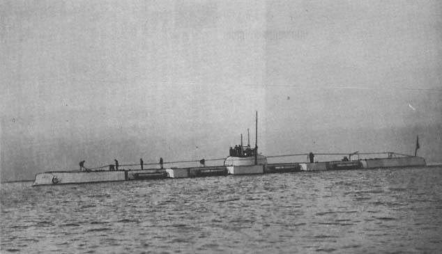 Flota rusa en la Primera Guerra Mundial y su eficacia en combate. Parte de 4