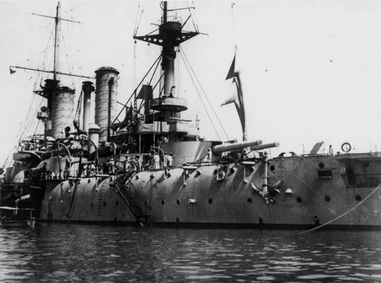 Flotte russe pendant la Première Guerre mondiale et son efficacité au combat. Partie de 5