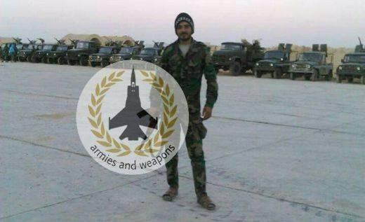 In Siria, aumenta il numero di gantraks UAZ-3151 e camion ZIL-131