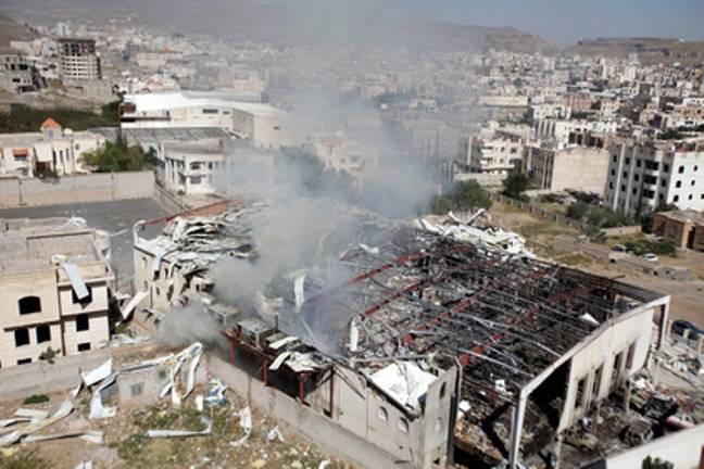 Novas vítimas civis no Iêmen