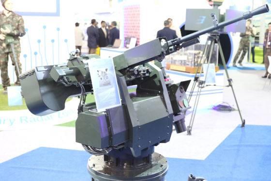 Советский пулемет НСВТ вошел в новый боевой модуль Индии