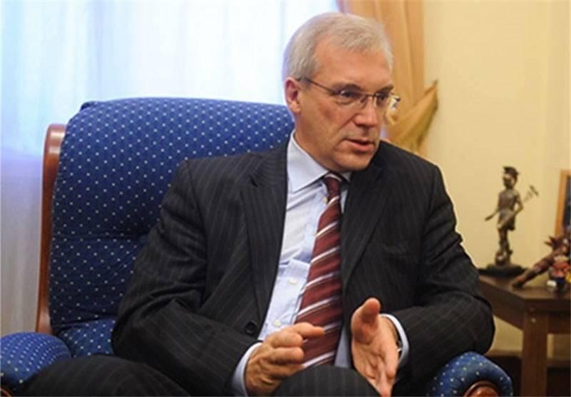 Грушко: Россия ответит на усиление группировки НАТО в Чёрном море