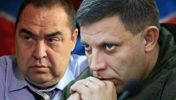 """Zakharchenko: siamo pronti a liberare i """"territori occupati"""" del Donbass con mezzi militari"""