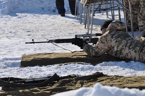 Казахстанских военнослужащих во время учений накрыла снежная лавина