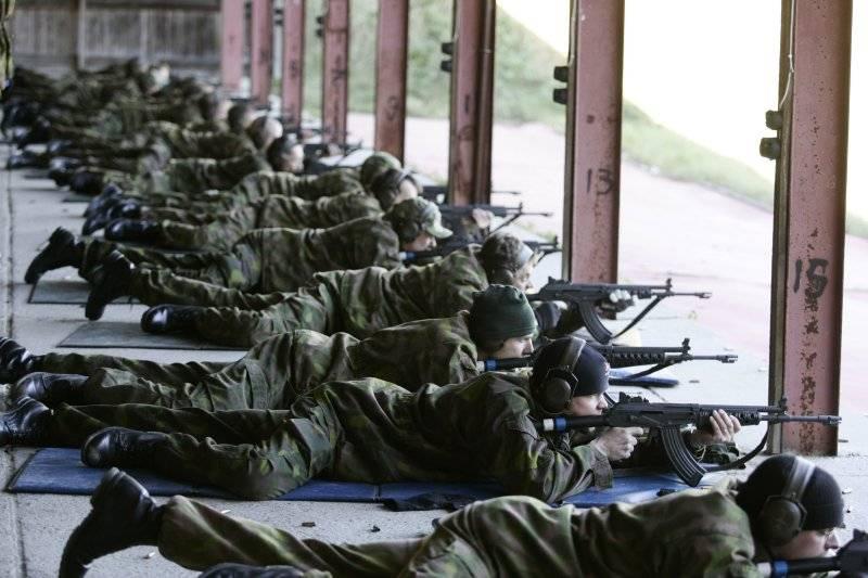 Финская армия увеличится на 50 тысяч человек