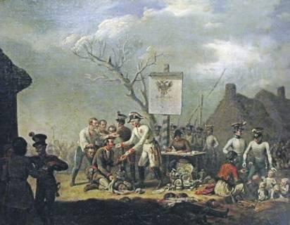 Massacre galego - o precursor de Volyn