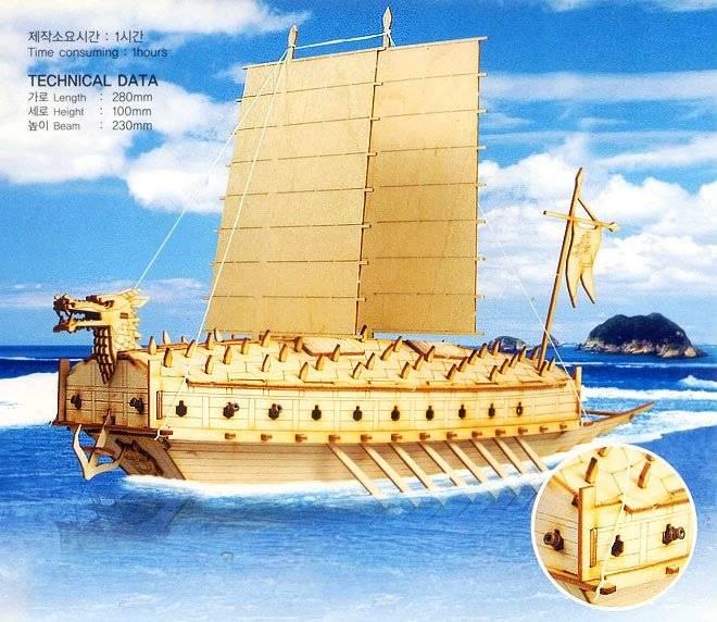 10 buques de guerra legendarios que cambiaron el concepto de la Marina