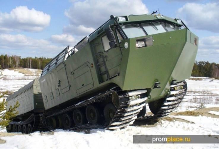 In der Arktis begann der Test neuer militärischer Ausrüstung