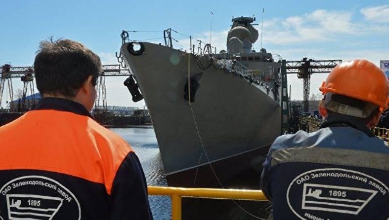 """El segundo par de fragatas """"Cheetah-3.9"""" Vietnam recibirá a mediados de año."""