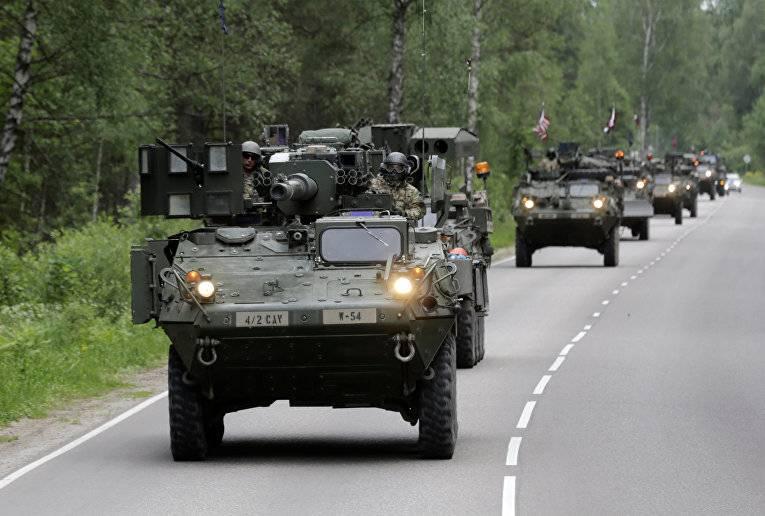 NATO: Drang nach Osten! Ver. 2.0