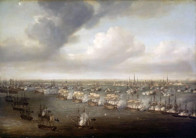 Kotors ultimatum, ou as vitórias vãs do almirante Senyavin