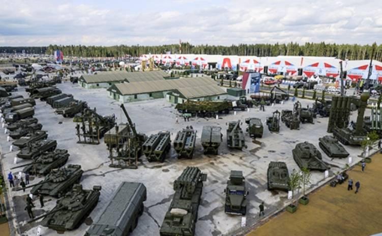 США и Россия остаются крупнейшими экспортёрами вооружений