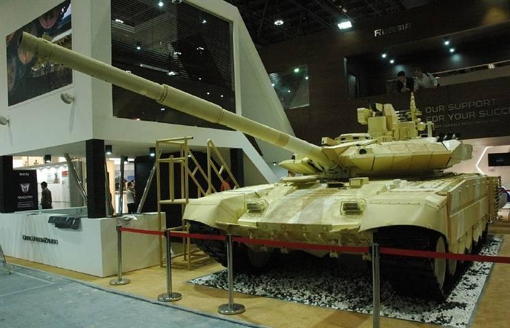 Uralvagonzavod está pronto para aumentar a produção de tanques T-90MS