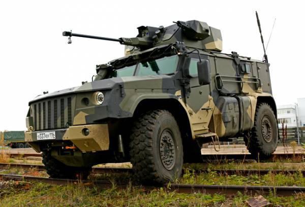 O módulo de combate desenvolvido em UVZ passou por testes preliminares
