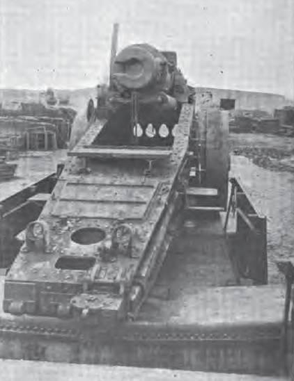 Железнодорожное орудие 17 cm SK L/40 I.R.L. auf Eisenbahnwagen Samuel (Германия)