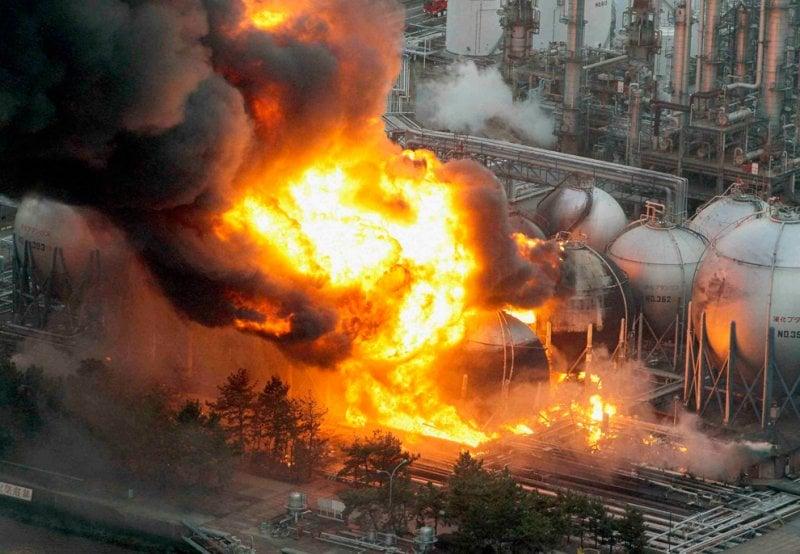 Fukushima como una operación especial