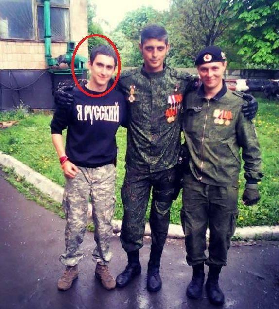 """Новым командиром батальона """"Сомали"""" стал Егор Волчков"""