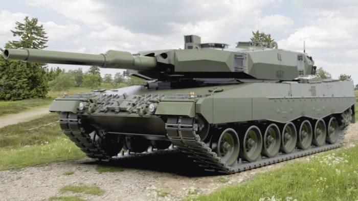 """""""Leopard 2PL"""": un vecchio serbatoio nuovo per i poveri"""