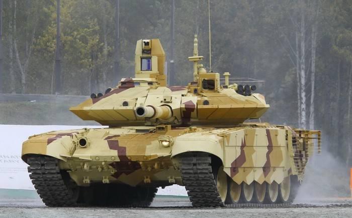 Ожидаются поставки танков Т-90МС на Ближний Восток