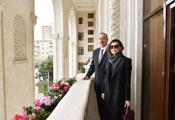 Ilham Aliyev ernannte seine Frau zum ersten Vizepräsidenten von Aserbaidschan