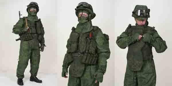 Боевой защитный комплект «Пермячка»