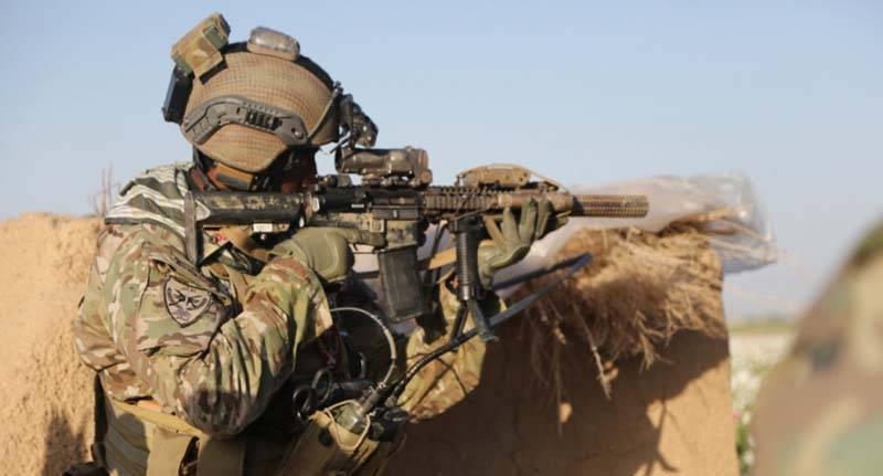 Вашингтон заморозил военно-техническую помощь вооружённой оппозиции Сирии