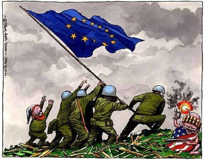 Euroarmy - esto no es una renovación. ¡Entiende necesario!