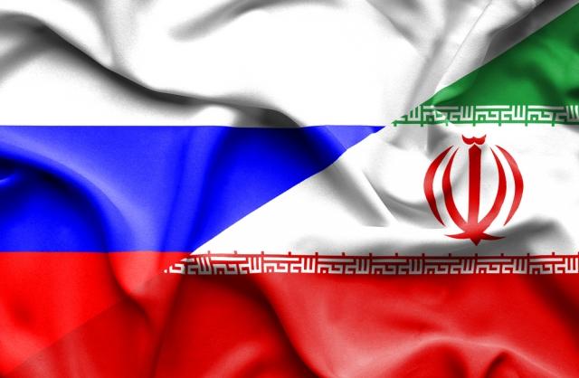 Além do Irã Rússia