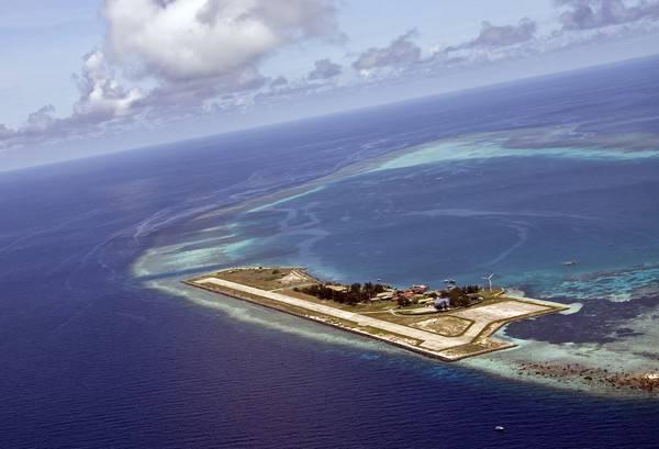 Китай готов к размещению ракет на искусственных островах