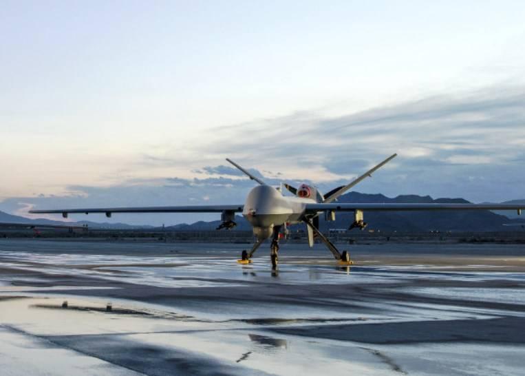 La defensa antimisiles estadounidense complementará el UAV con láseres.