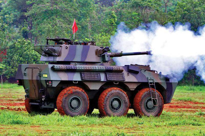 The army of the archipelago: the defense industry of Indonesia is developing steadily