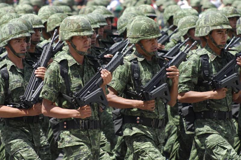 मेक्सिको रक्षा उद्योग