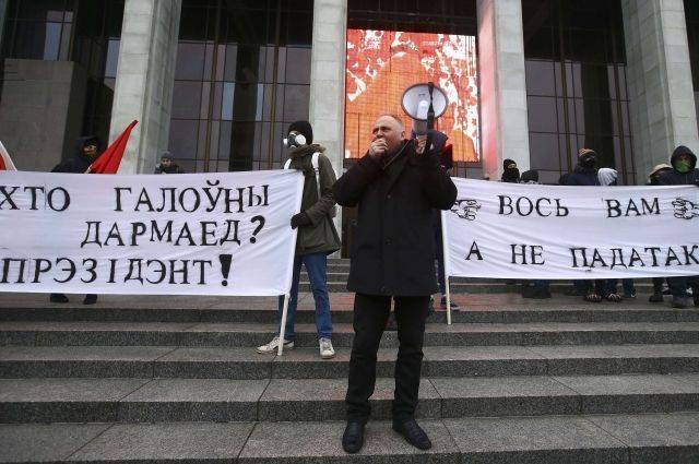 """Risultati della """"Marcia dei bielorussi scontenti"""""""