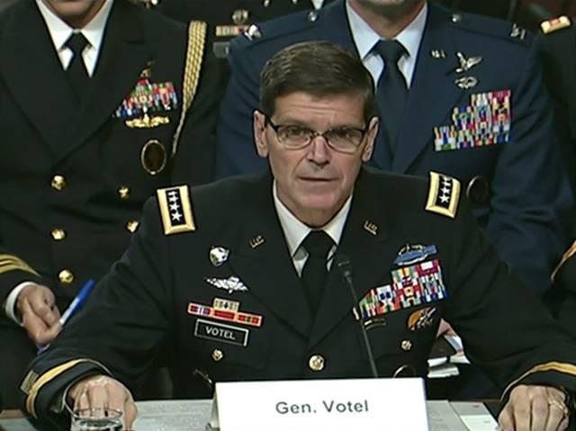 В США не исключают увеличения военного контингента в Сирии