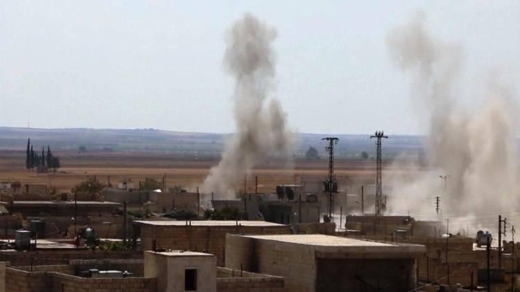 I ribelli siriani hanno annunciato la cattura di al-Bab