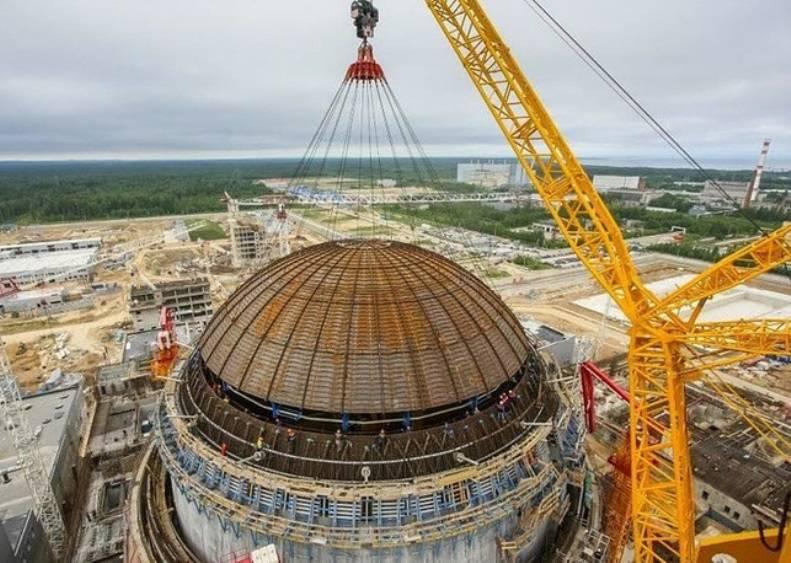 Грибаускайте: Белорусская АЭС является «геополитическим проектом России»