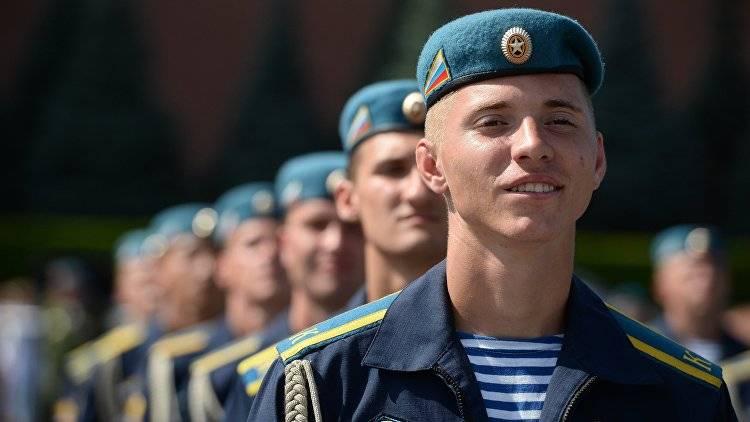 О самых престижных войсках в ВС РФ
