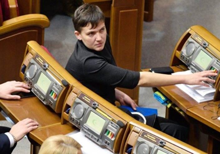 Savchenko der Anstiftung zu einem Putsch in der Ukraine beschuldigt