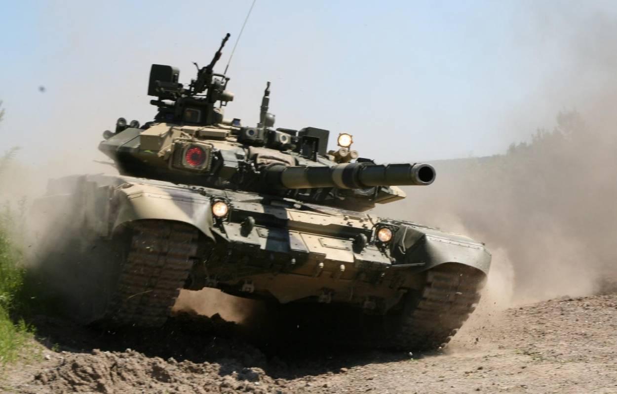 Т-90: почему российский танк круче зарубежных аналогов